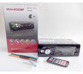 Автомагнитола MVH-6C93BT Bluetooth, Купить sibteleco.com, USB
